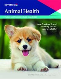 April 2021 Companion Animal Product Guide
