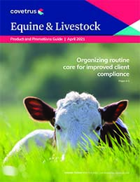 Equine Large Animal April Product Guide
