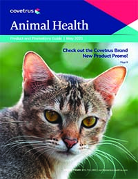 Companion Animal May Product Guide Cover