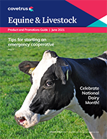 June 2021 Equine Livestock Product Cover Guide
