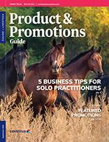 September 2021 Equine Livestock Program Guide Cover
